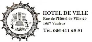 Hôtel de Ville Vaulruz