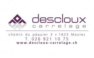 DESCLOUX Carrelage