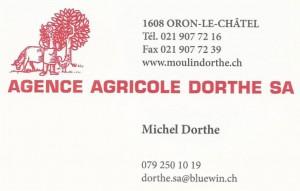 Dorthe SA