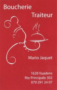 Mario Jaquet