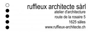 Ruffieux Architecte Sàrl